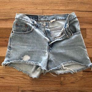 Vintage Levi's - Cutoff Shorts